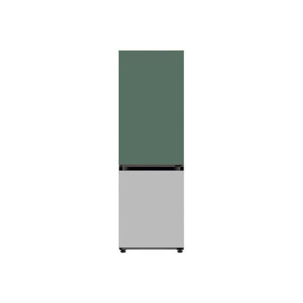[삼성] 비스포크 2도어 냉장고 333L (코타그리너리 + 코타페블)
